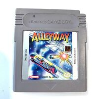 Alleyway (Nintendo Original Gameboy Game) Tested & Working!