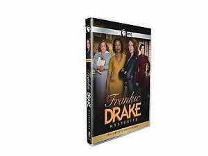 Frankie Drake Mysteries Season 4  (Lauren Lee Smith) NEW & SEALED DVD