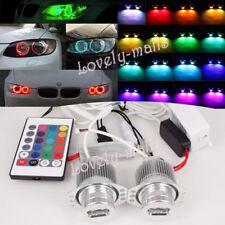High Power Error Free RGB Multi-Color LED Angel Eyes Halo Light Bulb for BMW E90