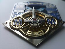 Gift Set 2X Morris Minor badge Series I Series II Series III Morris 1000 -Save!