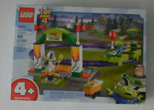 LEGO Toy Story 4 Disney Carnival Thrill Coaster 10771 98 Piece Building Toy Set