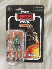 """STAR WARS THE VINTAGE COLLECTION BOBA FETT ACTION FIGURE MOC 3.75"""" IN STOCK"""