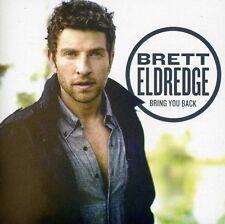 Brett Eldredge - Bring You Back [New CD]