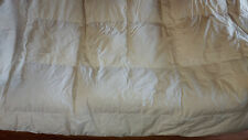 Pacific Coast 100% COTTON GOOSE DOWN COMFORTER  TWIN Size