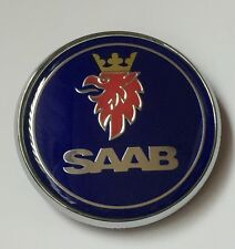 REPLACEMENT SAAB BONNET HOOD BADGE EMBLEM for SAAB 93 95 9-3 9-5 67mm