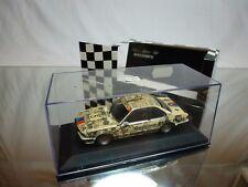 MINICHAMPS BMW 635 CSi - SPA 1984 1:43 RARE - GOOD CONDITION IN BOX