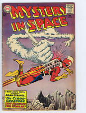 Mystery in Space #81 DC Pub 1963
