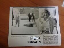 Vtg Glossy Press Photo Movie The Talented Mr.Ripley Matt Damon Gwyneth Paltrow 2