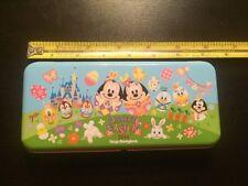 Tokyo Disneyland Resort Disney's Easter Holiday party 2014 Pencil Tin Case