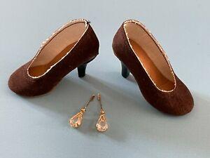 Vintage Doll Clothes: Alexander Portrait Shoes & Jewelry Cissy Miss Revlon Toni