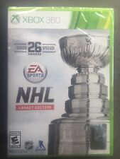 Brand New!!! NHL Legacy Edition (Microsoft Xbox 360, 2015) Factory Sealed!!!