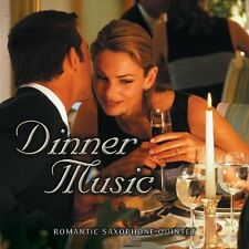 Romantic Saxophone Quintet Dinner music [CD]
