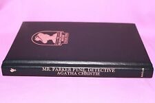 THE AGATHA CHRISTIE MYSTERY COLLECTION (MR. PARKER PYNE, DETECTIVE ) READ DISCRP