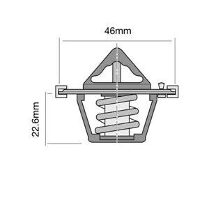 Tridon Thermostat Blister Pack TT340-180 fits Proton S16 1.6