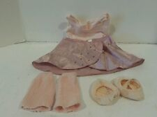 American Girl of the Year 2005 Marisol RETIRED Ballet Practice Outfit Isabelle