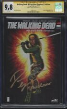 Walking Dead: All Out War Chapters 5 & 6_CGC 9.8 SS_Signed Danai Gurira_Michonne