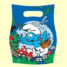Smurfs Loot Bags (Set of 6)
