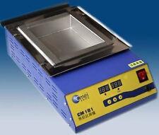 CM181 LEAD-FREE Titanium Alloy SOLDERING POT Solder Melting 1200W 110V / 220V