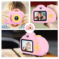 Kids Video Camera For Girls Boys 2 Inch Mini Digital Camera Camcorders+16GB Card