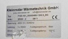 KLEINESDAR WARETECHNIK F100 HEAT ELEMENT 30 kw immersion heater