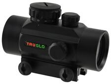 TRUGLO Red Dot 1x30mm Unlimited Eye Relief  Rifle Scope