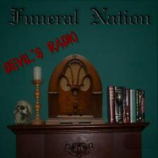 "Funeral Nation "" Devil's Radio Live "" cd-r Abomination Satanic Venom Master"