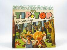 TIP + TOP GO CAMPING. Illus. by Kubasta, Vojtech