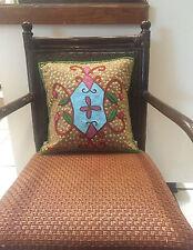 Decorative Throw Pillow Cushion CoverVeve Flag -Jean Baptiste Jean Joseph BNWT