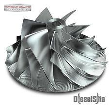 DIESELSITE WICKED WHEEL 2 TURBO TURBINE 2001-2004 CHEVY GMC 6.6L DURAMAX DIESEL