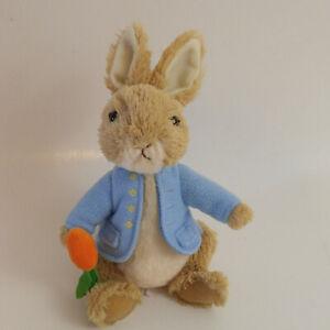 Gund Peter Rabbit Plush Beatrix Potter Stuffed Toy   #6052249 Vest Carrot 2018