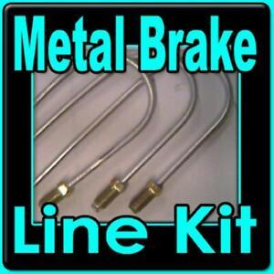 Brake line kit Chrysler DeSoto 1949-1950