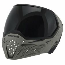 Grey Paintball Goggles & Masks