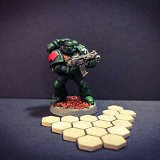 1/35 Hexagonal Paving Slabs Kit 180pcs Warhammer Wargames 40K Scenery