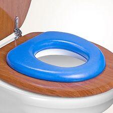 Reer WC-Sitz Soft blau - zum verkleinern der Klobrille NEU