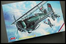 MPM Curtiss Hawk III 1/72 Rare 1995 Scale Model Kit Sealed Bag
