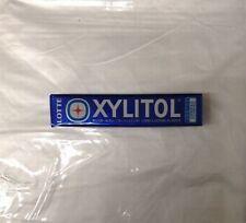 Lotte XYLITOL Gum Fresh Mint 14pcs from Japan