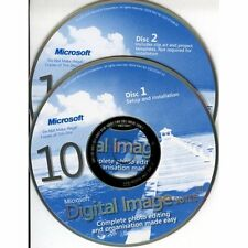 New Microsoft Digital Imaging Suite 10 Editing Software