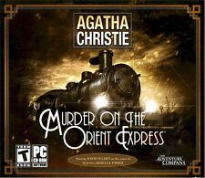 Agatha Christie Murder On The Orient Express PC Games Windows 10 8 7 XP Computer