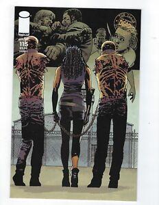 Walking Dead # 115 Cover C 1st Print NM AMC Zombie Tons of Walking Dead Books