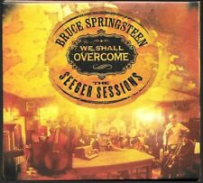 CD + DVD ALBUM / BRUCE SPRINGSTEEN - WE SHALL OVERCOME THE SEEGER SESSIONS