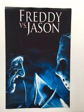 Freddy vs. Jason 11x17 Movie Poster (2003)