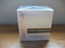 Obey Your Body Pure & Balanced Professional Anti-Blemish Skin Balance Cream 50ml