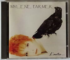 *** CD MYLENE FARMER L'AUTRE... * POLYDOR RECORDS - PRESSAGE FRANCE ***