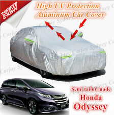Premium Semi Tailor Made Waterproof Aluminum Car Cover Large Size Honda Odyssey