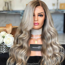 Fashion Women's Long Hair Wig Curly Wavy Synthetic Anime Cosplay Party Full Wigs