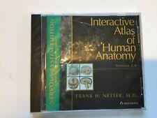Interactive Atlas Of Human Anatomy Version 2.0 Netter Nervous System Ed. New
