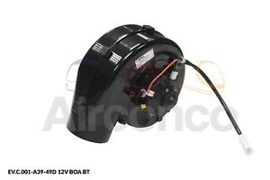 Spal Centrifugal Blower Fan, 001-A39-49D, 1 Speed, 12v - Genuine Product!