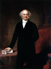 Martin Van Buren, American President, 8x10 High Quality Photo Picture