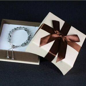 COAI Gemstone Rutilquarz 925 Sliver Bracelet