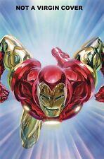TONY STARK IRON MAN #1 ROSS 1:50 Variant